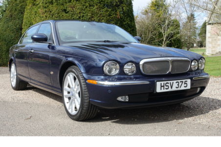 Jaguar XJ350 Sovereign LWB Exterior