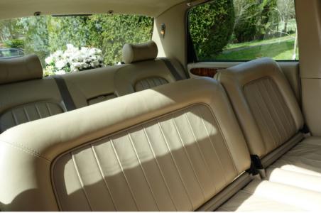 Daimler Eagle Interior